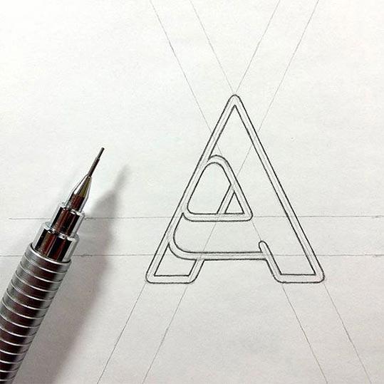 آموزش طراحی نشانه (آرم)