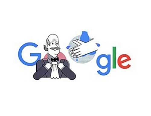 تغییر لوگو گوگل برای اهمیت مبارزه با ویروس کورونا - لوگو - آرم