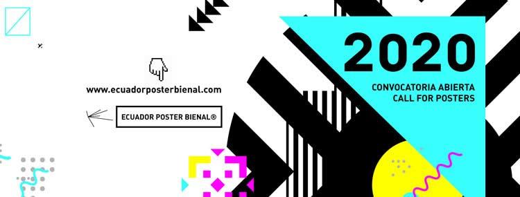 مسابقه رایگان طراحی پوستر دو سالانه پوستر اکوادور 2020