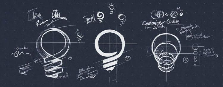 خلاق ترین طراحی لوگو (آرم) Creativity in Logo Design