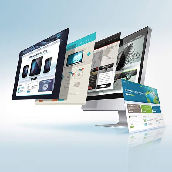 آموزش طراحی وبسایت