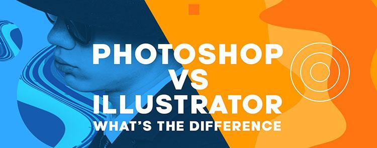 تفاوت نرم افزار فتوشاپ و ایلوستریتور چیست؟ What is the difference between Photoshop and Illustrator?